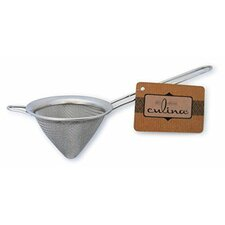 "Culina 3"" Conical Stainless Steel Mesh Strainer"