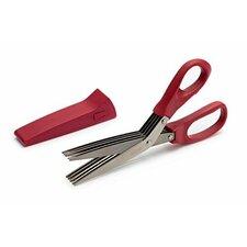 Culina Black Titanium Herb Scissors