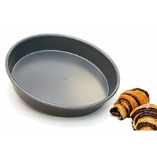 Culina Premium Nonstick Double Layer Round Cake Pan