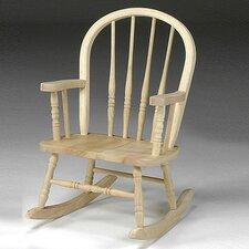 Windsor Rocking Arm Chair