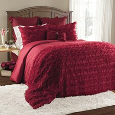 Delpha 7 Piece Comforter Set