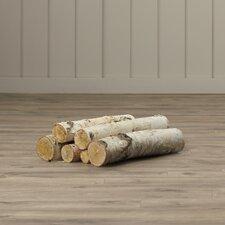 Harrietta Birch Log Bundle Décor