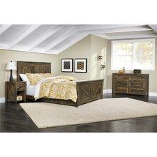 Queen Panel Customizable Bedroom Set