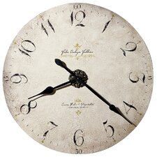 "Moment In Time Oversized 32"" Enrico Fulvi Gallery Wall Clock"