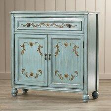 Lotta 1 Drawer 2 Door Accent Cabinet
