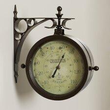 "Magdalena 8"" Two Sided Wall Clock"