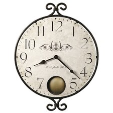 "Decorative Quartz Randall 14"" Wall Clock"