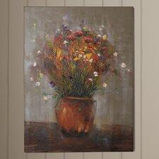 Lissa Painting on Canvas
