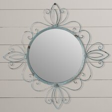 Dillie Verdegris Wall Mirror