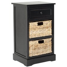 Paget Storage End Table