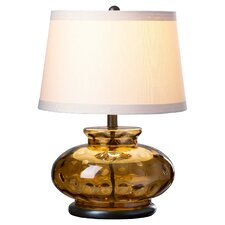"Salma 21"" H Table Lamp with Empire Shade"