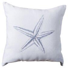 Stonington Starfish Down Throw Pillow