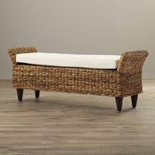 Essex Abaca Bench