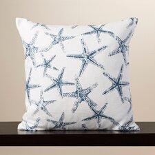 Nowayton Coastal Cotton Throw Pillow