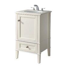 "Hendry 21"" Single Bathroom Vanity Set"