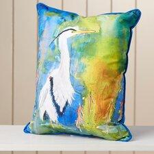 Long Neck Point Indoor/Outdoor Lumbar Pillow