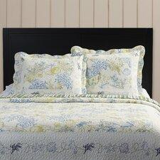 Holmes Blue Quilt Set