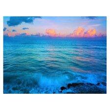 """St. Marten's Sunset"" by Preston Photographic Print on Canvas"