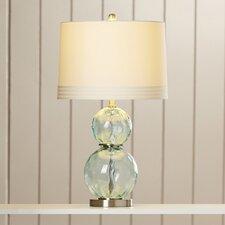 """Barika 31"""" H Table Lamp with Empire Shade"""