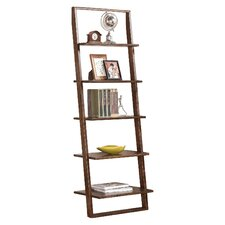 """Kendall-Perrine 72"""" Leaning Bookcase"""