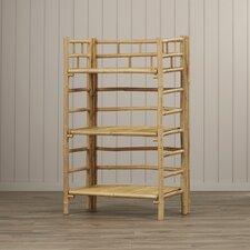 Ruskin 3 Tier Shelf 41'' Standard Bookcase
