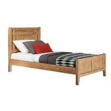 Natural Elements Panel Bed