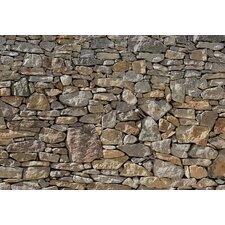 Chicopee Stone Wall Mural