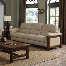 Sofa in Mocha Brown