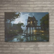 """Stillwater"" by Graphic Art Canvas"