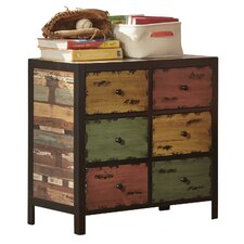 Jesnice 6 Drawer Cabinet