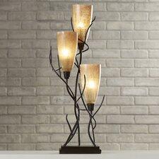 "Sedgwick Three Light Uplight 30"" H Table Lamp"