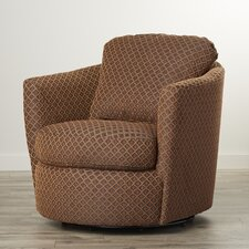Schaff Swivel Arm Chair
