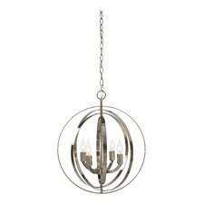 Barron 4 Light Chandelier