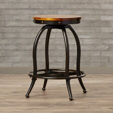 "Herman 25"" Swivel Bar Stool"