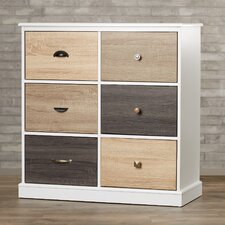 Selby 6 Drawer Storage Chest