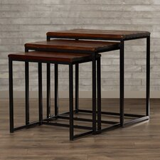 Pemberton 3 Piece End Table Set