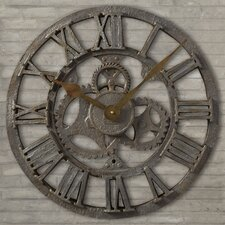 "Designer Choice Allentown 21.5"" Wall Clock"