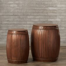 Shorney End Table (Set of 2)