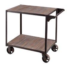 Menlo Park Serving Cart