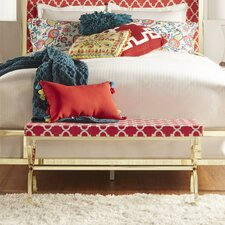 Clatherton Metal Bedroom Bench