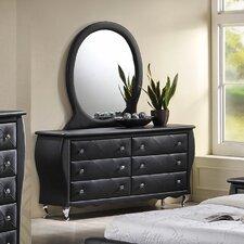 Rosanna 6 Drawer Dresser