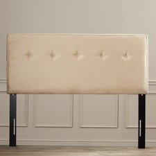Handley Microfiber Suede Upholstered Headboard
