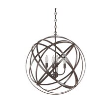 Gaia 4 Light Pendant