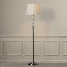 Kaleen Glass Floor Lamp
