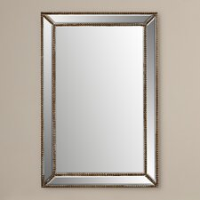 If you are attracted to more traditional design, then a rectangular mirror might be a great selection for your home décor. Rectangular wall mirrors use horizontal lines to lengthen and ground your interior design. You can use rectangular wall mirrors to visually lengthen your room or to attract attention to a focal design element. Wall mirrors are great for creating lines within your home, which helps you pull together your own unique style. Rectangular mirrors are great for visually expanding your space, because long horizontal lines make your room appear wider and longer. When selecting a rectangular mirror for your home, make sure to find a mirror with a frame that matches your décor. You can also use a frameless mirror to further extend your space and lighten up your room.