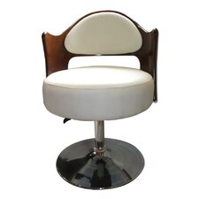 Caravan Adjustable Leather Lounge Chair