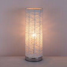 Bastion Table Lamp with Drum Shade