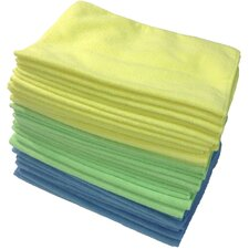 Microfiber Cleaning Cloth (Set of 36)