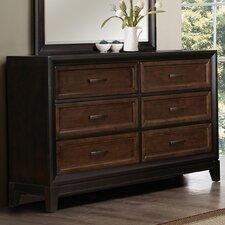 Sedona 6 Drawer Dresser