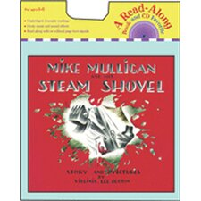 Carry Along Book & Cd Mike Mulligan